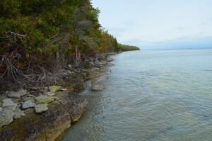 Fossil Ledges Drummond Island Michigsn