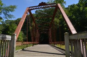 Gale Road Bridge Battle Creek Historic Bridge Park