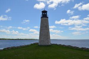 Gladstone Lighthouse Michigan