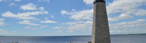 Visit the Gladstone Lighthouse, One of Michigan's Newest Beacons