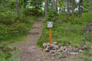 Hunter's Point Park Trail North Beach