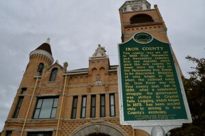Iron County Courthouse Feature Photo Michigan