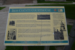 Iron County Courthouse Information Michigan