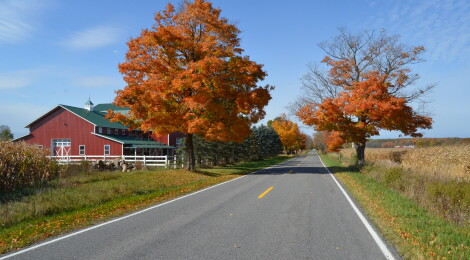 Photo Gallery: Kent County Fall Color Tour