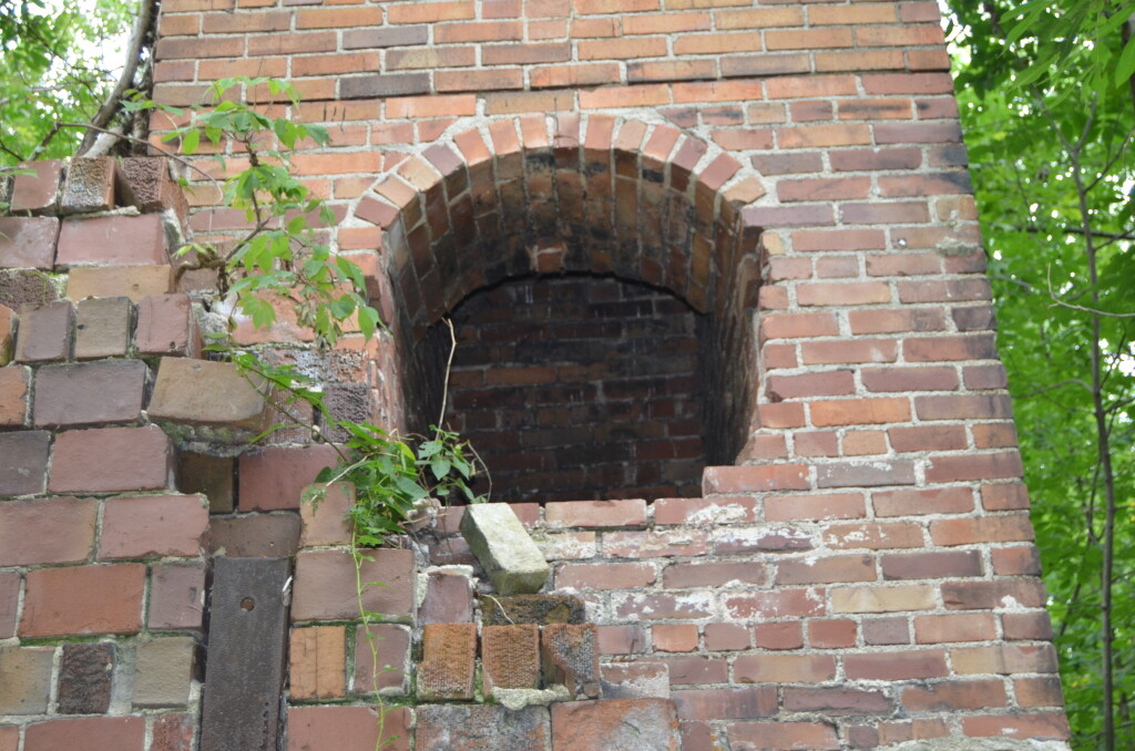 Lincoln Brick Park Kiln Ruins