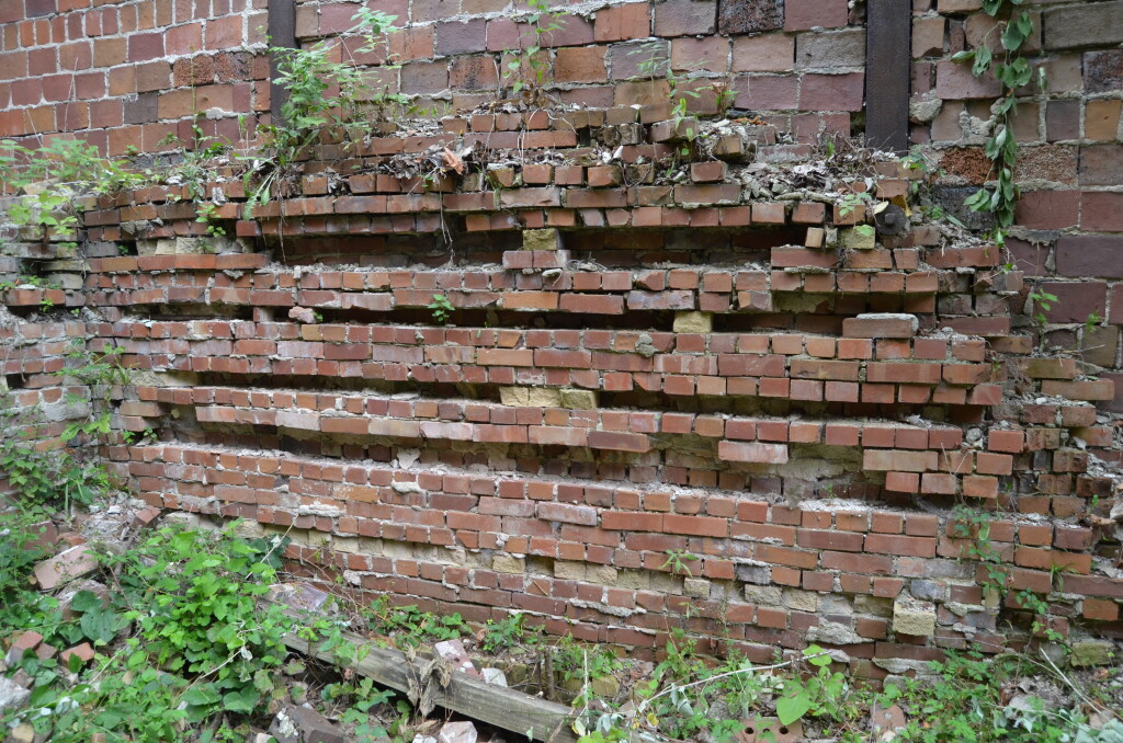 Lincoln Brick Park Kiln Wall Grand Ledge