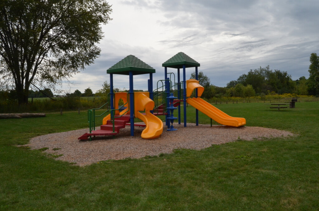 Lincoln Brick Park Playground Grand Ledge