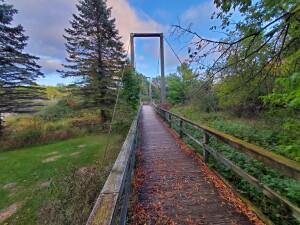 Little Mac Bridge Reed City Michigan