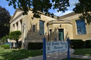 US Post Office Eight Museums Marshall MI