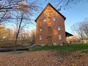 Bellevue Gothic Mill Battle Creek River