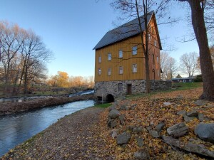 Bellevue Gothic Mill Michigan Eaton County