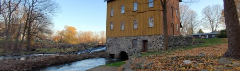 Michigan Roadside Attractions: Bellevue Gothic Mill
