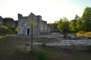 Ahmeek Stamp Mill Ruins Feature Photo Michigan