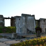 Michigan Roadside Attractions: Ahmeek Stamp Mill Ruins, Tamarack City
