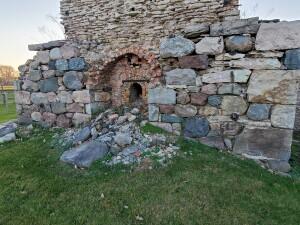 Dyer Kiln Ruins Bellevue Michigan Historical Site