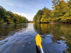 Flat River Kayak Michigan Kent County