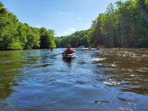 Flat River Kayak Michigan Trips