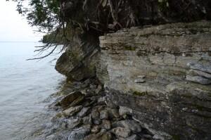 Fossil Ledges Drummond Island Michigan