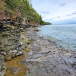 Visit the Unique and Breathtaking Fossil Ledges on Drummond Island