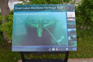 Great Lakes Maritime Heritage Trail Shipwreck Info