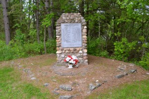 Iron County Heritage Trail Mansfield Mine Memorial