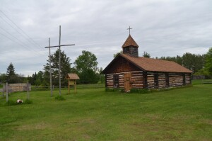 Iron County Heritage Trail Mansfield Pioneer Church