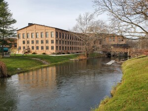 Michigan Paper Company Mill Kalamazoo River