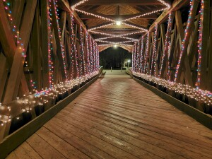 Ada Village Winter Wonderand Lights Trail