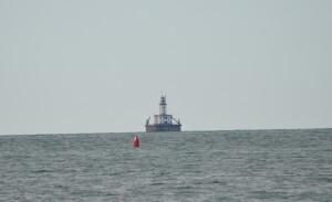 DeTour Reef Light Lake Huron Michigan