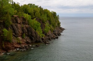 Marquette Presque Isle Parks Lake Superior Cliffs