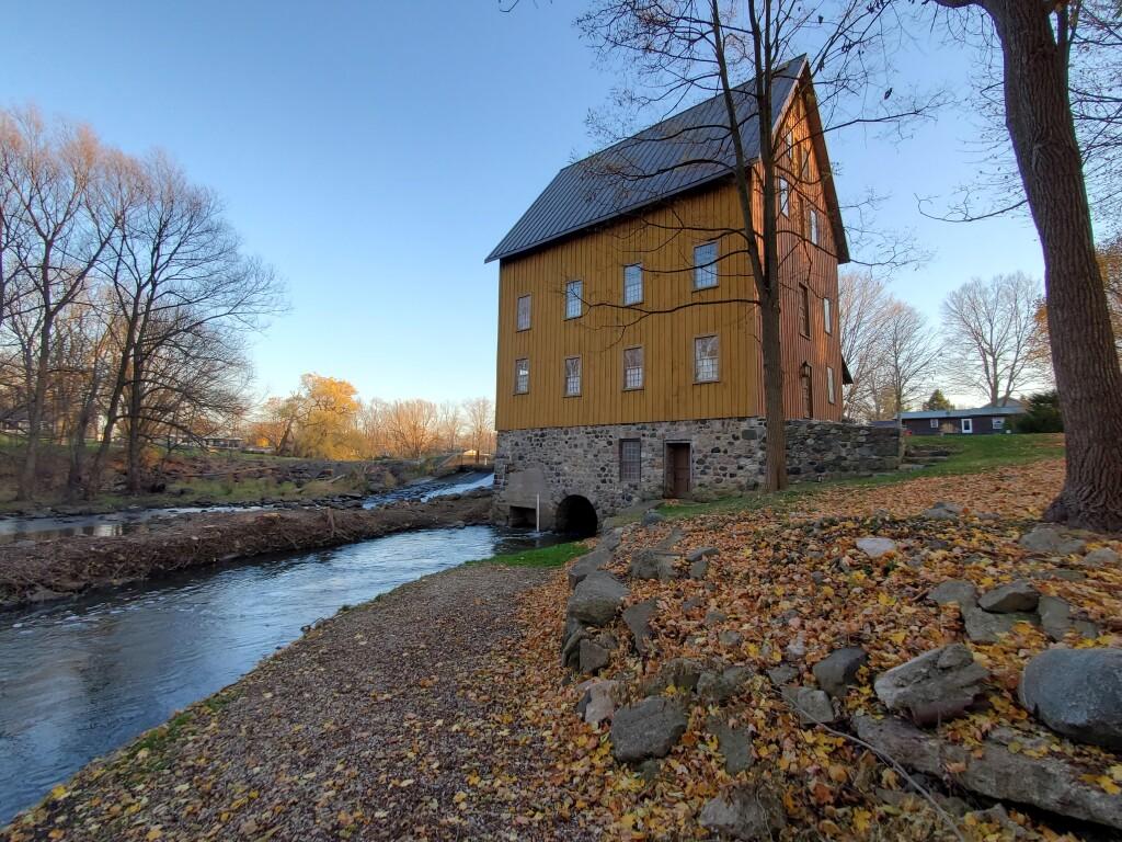 Bellevue Gothic Mill, November