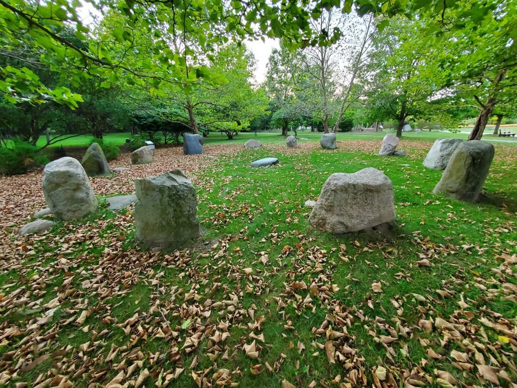 Leik Grove in Portland, September