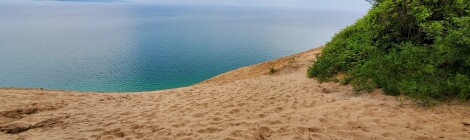 A Deeper Look at a Record Breaking 2020 at Sleeping Bear Dunes National Lakeshore