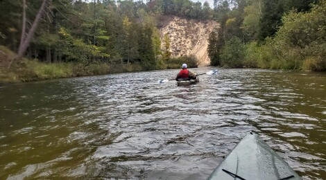 Michigan Kayak Trips: The Pine River Offers Challenges, Beautiful Scenery