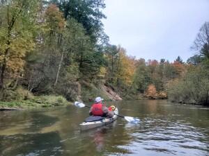 Pine River Kayak Trip October 2020
