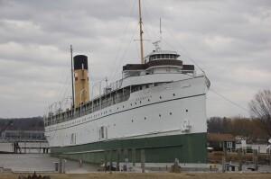 SS Keewatin Douglas Saugatuck Michigan