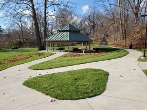 Schutmaat Park Hamilton Michigan Picnic