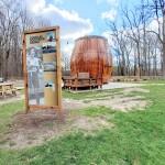 Michigan Roadside Attractions: Douglas Root Beer Barrel