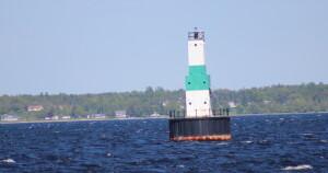 Escanaba Crib Light Michigan