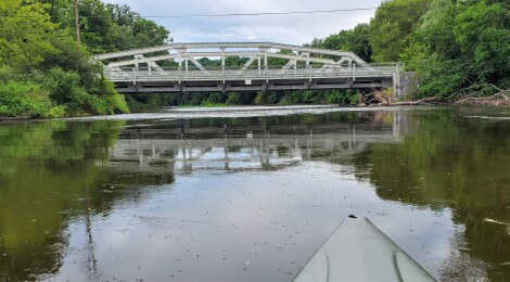 Michigan Kayak Trips: A Relaxing Afternoon Paddle on the Flat River (Fallasburg Park to Lowell)