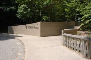 Genevieve Gillette Visitor Center Hoffmaster State park MI