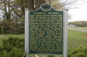 Harriet Quimby Michigan Women Whiteehall