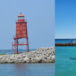 Michigan Lighthouses and Their Wisconsin Lighthouse Lookalikes