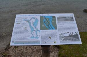 Rotary ISland PArk Sault Ste. Marie Little Rapids Information
