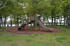 Rotary Island Park Sault Ste. Marie Playground