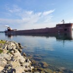 Rotary Island Park, Sault Ste. Marie – Freighters and Family Fun