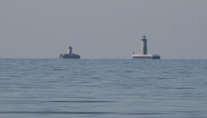 St. Clair Flats Lighthouses