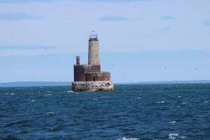 Waugoshance Lighthouse Michigan Danger