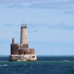 Waugoshance Lighthouse Is Now Michigan's Most Endangered Lighthouse
