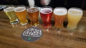 City Built Brewing Best Brewpub Michigan Beer and Breweries